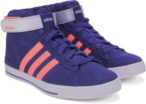 5b102d357b5 Adidas Neo DAILY TWIST MID W Sneakers Blue Pink White Best Price in ...