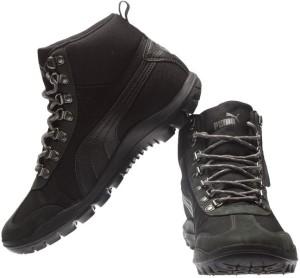 8805b385013 Puma Tatau Fur Boot 2 IDP Boots Black Best Price in India