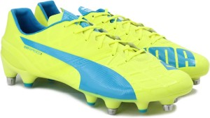 c1d2daac0 Puma evoSPEED 1 4 Mixed Football Shoes Blue Yellow Best Price in ...
