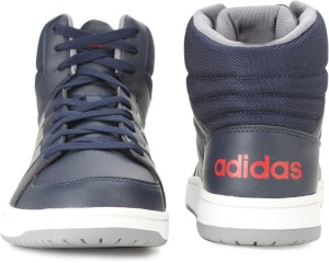 many fashionable lowest discount buy Adidas Neo HOOPS VS MID Mid Ankle SneakersNavy
