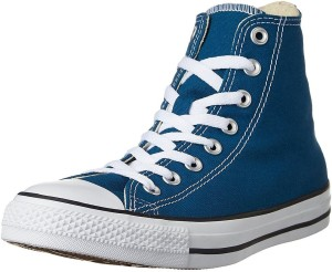 4cb6234a91f5 Converse 154800C All Star Series High Ankle Canvas 3UK Sneakers Blue ...