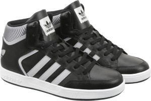 25ee8e5257e Adidas Originals VARIAL MID Sneakers Black Best Price in India ...