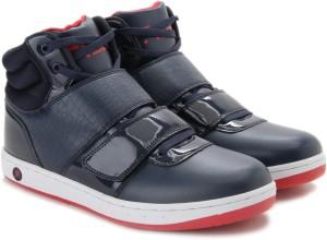 7b3b81e2b Fila PHOBE Mid Ankle Sneakers Black White Red Best Price in India ...