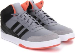 988783b420e Adidas Neo PARK ST KFLIP MID Sneakers ( Black Grey )