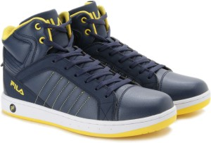 fila mid ankle shoes