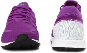 the best attitude 86a96 479a4 Adidas Originals LOS ANGELES W SneakersPurple
