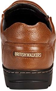aa7ce25044b Khadim s British Walkers OLD MAN STYLE Slip On Shoes Brown Best ...