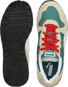 9ddfc323f2a0f Puma TX 3 IDP Sneakers Beige Green Red Best Price in India