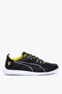882861010e6311 Puma Ferrari Techlo Everfit+ Night Cat Sf Black Motorsport ShoesBlack