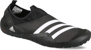 Adidas CLIMACOOL JAWPAW SLIP ON Outdoor Shoes Black Best Price in ... a68fdd111