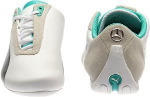 Puma Mercedes MAMGP Future Cat S2 Motorsport Shoes White Best Price ... 8ce0b6380