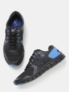 d87b26b7a HRX by Hrithik Roshan Running Shoes Black Best Price in India