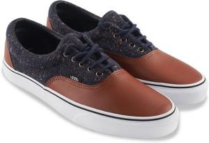 6cc078663e VANS Era Sneaker Brown Best Price in India