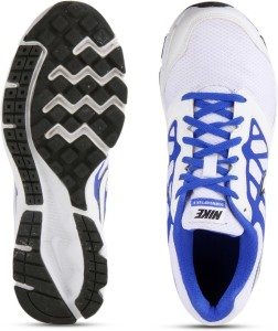 a97b78dbbb3c9 Nike DOWNSHIFTER 6 MSL Running Shoes White Best Price in India ...