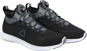 b13458b4d9ff Reebok PUMP PLUS TECH Running Shoes Black Best Price in India ...