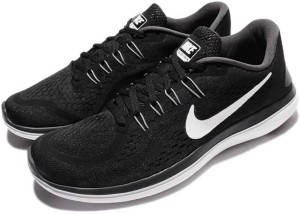 51ecd34edc8a Nike FLEX 2017 RN Casuals Black Best Price in India