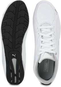 Puma Drift Cat 5 Carbon Sneakers White Best Price in India  5528466cc