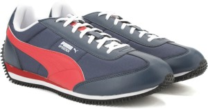 673c37de10ff Puma Velocity Tetron II IDP Sneakers Blue Red Best Price in India ...