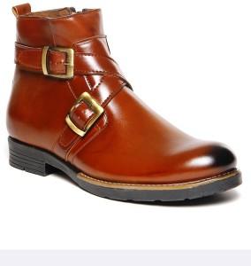 d9d53f57355 Bacca Bucci Tan Boots Tan Best Price in India