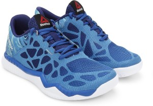 Reebok ZPRINT TRAIN WS Gym and Fitness Shoes Blue Best Price in ... 36a87d986