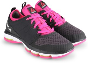 0fbc1c416e1bb3 Reebok CLOUDRIDE DMX Walking Shoes Black Best Price in India ...