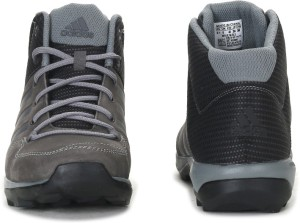 reputable site 3e101 7ff18 Adidas DAROGA PLUS MID LEA Outdoor Shoes Grey Best Price in India  Adidas  DAROGA PLUS MID LEA Outdoor Shoes Grey Compare Price List From Adidas  Casual ...