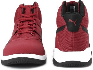 153e598c2a0cc Puma Puma Rebound Street Evo SL Sneakers Maroon Best Price in India ...