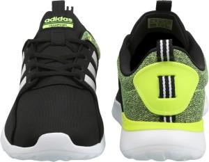 8d40b003ffa1b2 Adidas Neo CLOUDFOAM LITE RACER Sneakers Black Best Price in India ...