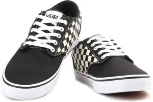 ba0f8de4f7 VANS ATWOOD Men Sneakers Black Best Price in India