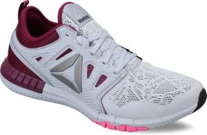 Reebok ZPRINT 3D Running Shoes White Best Price in India  bdbdd9177