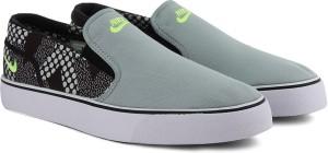 8c0253cfdc8f7a Nike TOKI SLIP TXT Men Sneakers Black Grey White Best Price in India ...