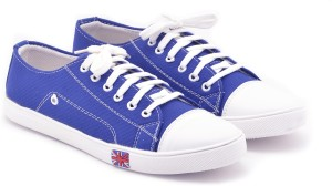 c60ecdecff9840 Boysons unbeatable stylish Canvas Shoes Blue Best Price in India ...