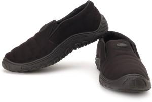 c1e8ee3c0ea Bata Jazz Men Canvas Loafers ( Black )
