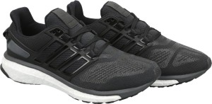 61b167f229a3 Adidas ENERGY BOOST 3 M Running Shoes Black Best Price in India ...
