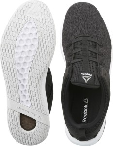 Reebok HEXALITE X GLIDE Running Shoes Black Best Price in India ... f2cc6c54c