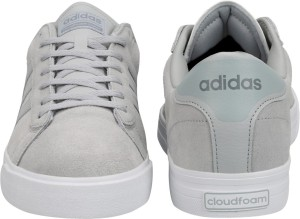 aaf7f30089f Adidas Neo CLOUDFOAM SUPER DAILY Sneakers Grey Best Price in India ...