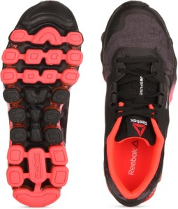 b0e7bb202a52c6 Reebok ZJET SOUL Running Shoes Black Red Best Price in India ...