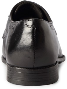 cc15429923a Van Heusen Lace Up Shoes Black Best Price in India