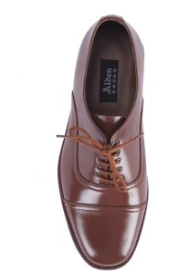 b1f09115e5 Alden Shoes Police Uniform Lace Up Shoes Brown Best Price in India ...