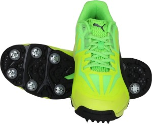 19230ac82e9 Puma evoSPEED 1 5 Cricket Spike Outdoors Yellow Best Price in India ...