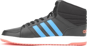 cac839c92b1 Adidas Neo HOOPS VS MID Mid Ankle Sneakers Black Best Price in India ...