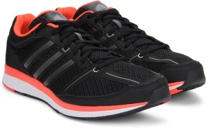 55cc1cd03911f Adidas MANA RC BOUNCE M Running Shoes Black Pink Best Price in India ...
