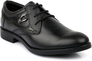 ad8f791981 Lee Cooper Men Lace Up Shoes Black Best Price in India | Lee Cooper ...