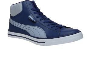 Puma Salz Mid DP Casuals Blue Best