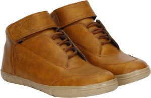 Kraasa Exclusive Velcro Boots, Casuals, Dancing Shoes, Party Wear, Sneakers