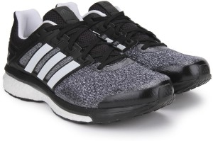 1488a5f64 Adidas SUPERNOVA GLIDE 8 M Running Shoes Black White Best Price in ...