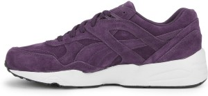 Puma R698 Allover Suede Men Mid Ankle Sneaker Purple Best Price in ... 2be613f0b