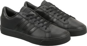 18589bf3d46 Adidas Neo CLOUDFOAM SUPER DAILY Sneakers Black Best Price in India ...