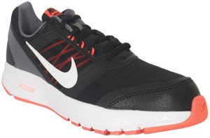 6ae7d9c79d7 Nike AIR RELENTLESS 5 Running Shoes Black White Best Price in India ...