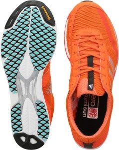 353231c55bb3 Adidas ADIZERO TAKUMI SEN Running Shoes Orange Best Price in India ...